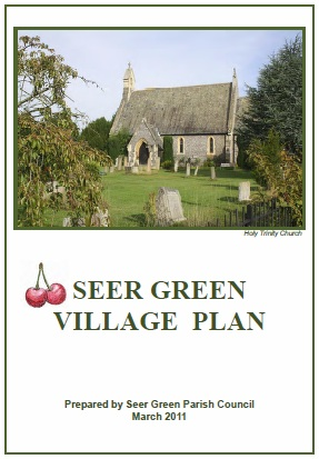 Village Plan front cover
